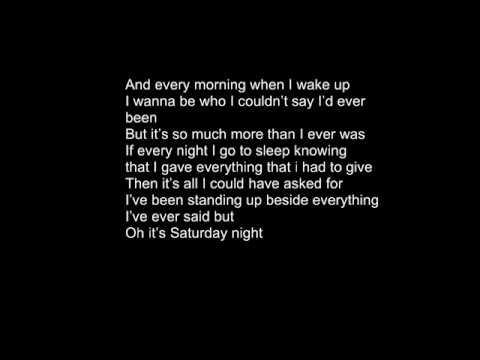 Panic! at the Disco - Say Amen (Saturday Night) [Lyric Video]