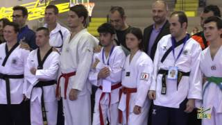 Highlights Forme Taekwondo Festival 50° Anniversario