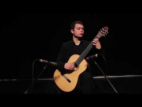 Leo Brouwer - El Decameron Negro - 3 In Balada De La Doncella Enamorada