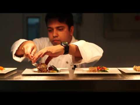 Qatar Airways Food Prep Challenge