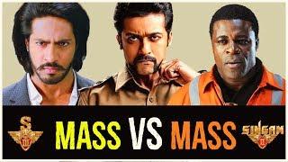 Mass Scenes of Singam 2 & Singam 3   Tamil Latest Scenes   Tamil movies 2016