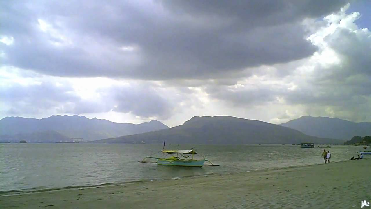 Subic Bay Philippines Beach Beach Resort Subic Bay