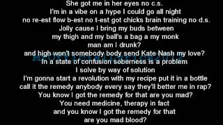 Professor Green - Remedy (Lyrics) *HQ AUDIO*