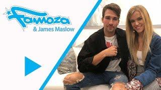 Famoza intervju: James Maslow odgovara na pitanja iz Srbije, Hrvatske i BiH!