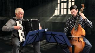 CÉSAR FRANCK - Classical accordion Music and Viola da gamba - PRÉLUDE-  Viol Akkordeon accordeon