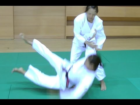 Judo - Ushiro Goshi -  Image 1