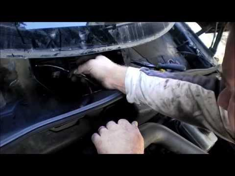 How To Remove Fan From A 2001 Chrysler Prowler   Fh Auto