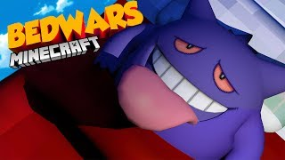POKEMON PUN BEDWARS FUN! - Bedwars w/ LittleKelly and Sharky