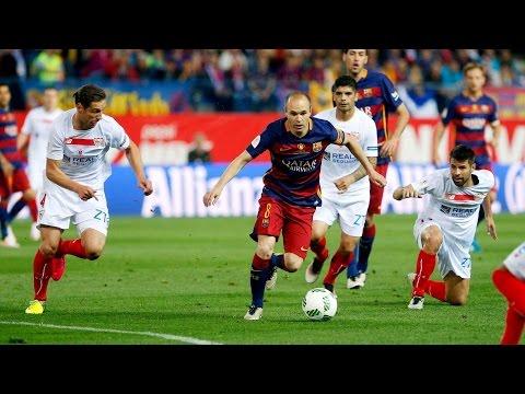 Andres Iniesta - El Ilusionista ● Skills, Assists, Goals 2016 ►by FutbolVEVO