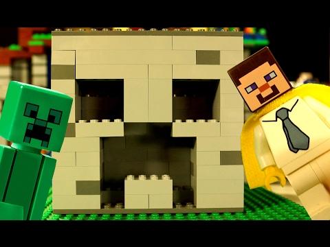 Кока Все Серии - Лего Майнкрафт + Мультики - Видео для Детей - Lego Minecraft Toys