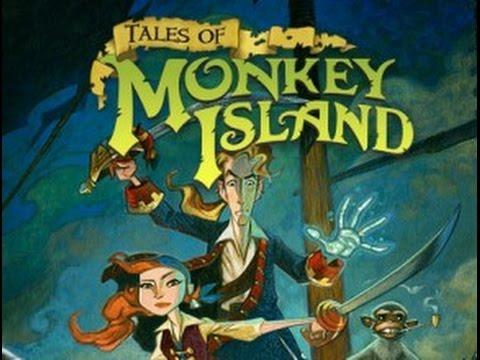 Tales Of Monkey Island German
