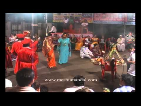Live Amba Mata Jagran Gondhal (Mhada Colony Mulund East)