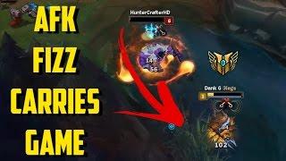download lagu Afk Fizz Carries Game  League Of Legends gratis