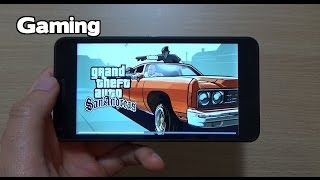 Microsoft Lumia 640 Gaming - GTA San Andreas! (50fps)