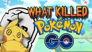 What Killed Pokemon Go? Game Rant
