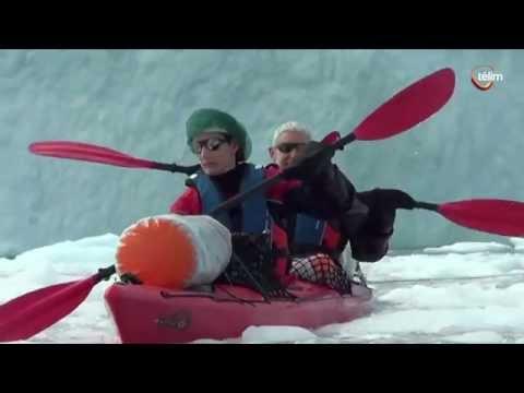 Baie de Disko Eric Chazal Guide kayak polaire GNGL