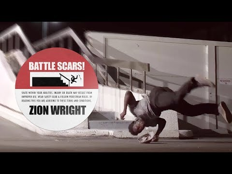 Zion Wright Tells Us About The Worst Injuries Of His Career | Battle Scars