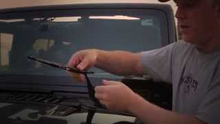 Quick Tip: Installing New Windshield Wipers