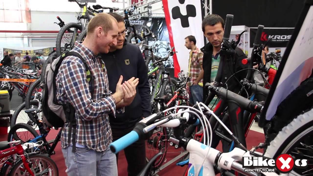 Bike Xcs Bike XCS la Expobike