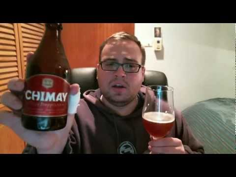 Beer Review #29 - Chimay Red