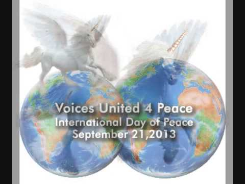 "http://www.VoicesUnited4Peace.com Call In and Add Your Voice Message For Peace From the ""About"" page on VoicesUnited4Peace.com Welcome Friends to Voices Unit..."
