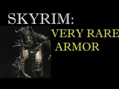 Skyrim Very Rare Armor - Falmer Armor