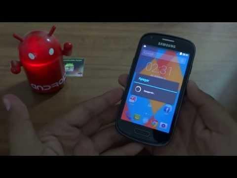 Android 4.4.2 KitKat para tu Galaxy S3 Mini (Español)