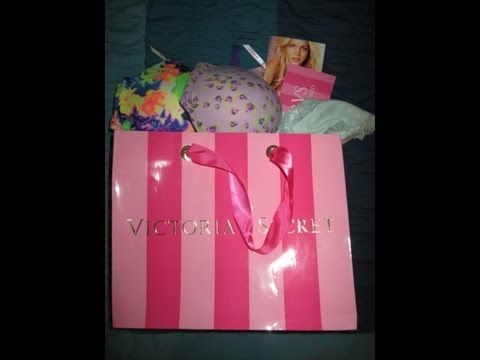 Victoria Secret Pink Bras &amp  Panties Haul  Dazzling Deals
