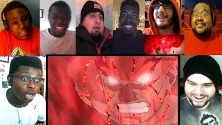 Might Guy Vs. Madara Uchiha Reactions Mashup