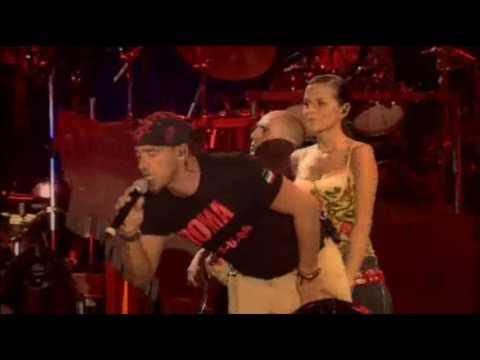 L' Ombra Del Gigante - Eros Roma Live