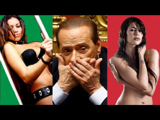 Silvio Berlusconi's bunga bunga parties and women catch up with him