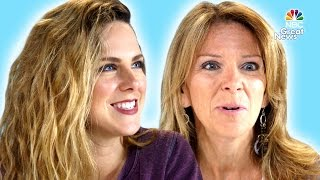 Moms Surprise Their Daughters At Work // Presented By BuzzFeed & NBC