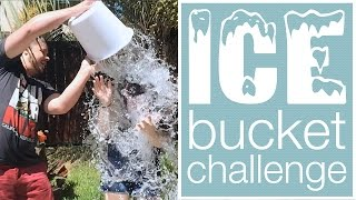 ICE BUCKET CHALLENGE - HUSBANDS REVENGE!!