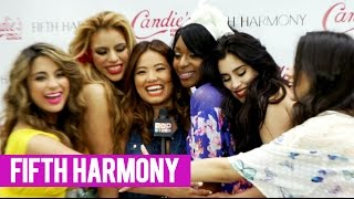 Fifth Harmony Talks Summer Tour, Zayn Leaving 1D & Special Message For HARMONIZERS!