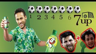 7up নতুন বিজ্ঞাপন করল নেইমার|argentina vs brazil funny dubbing|brazil vs argentinafunny video|nntalk