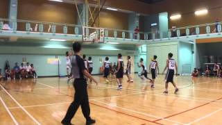 18 OCT SPORTARTS BASKETBALL LEAGUE 博亞 籃球聯賽 創基金業 vs 昊天 PART 1