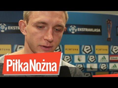 Legia - Pogoń 2:0.  Rzeźniczak I Kopczyński Po Meczu