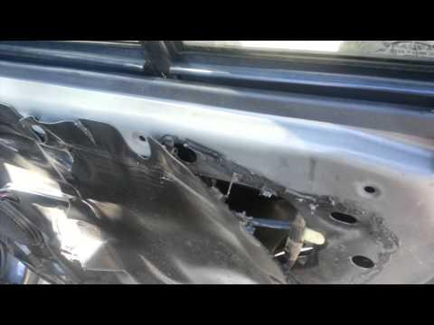 Jeep cherokee window regulator repair 1997 2001 how to for 2001 jeep grand cherokee rear window regulator