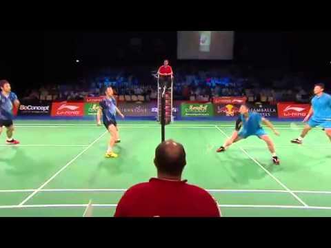 QF - 2014 BWF World Championships - Lee Yong Dae-Yoo Yeon Seong vs Lee Sheng Mu-Tsai Chia Hsin