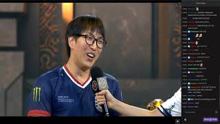 The Trash Talk is Back | Doublelift and Jensen Interview MSI 2019