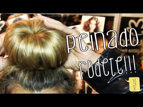 Peinado Rodete Fácil y Rápido | CanalYoSe