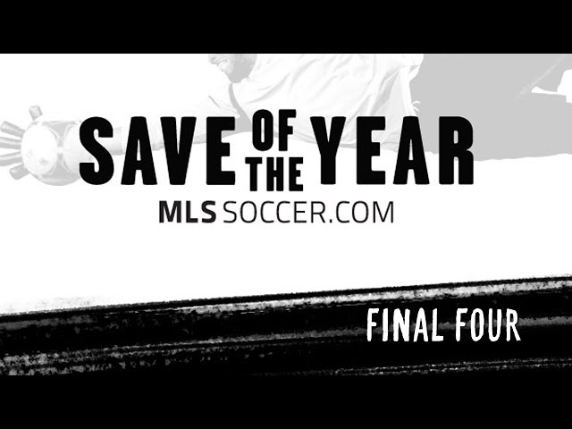 2014 Save of the Year Nominees: Final Four