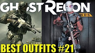 Lord Tachanka Reviews GHOST RECON WILDLANDS Best Outfits Again!