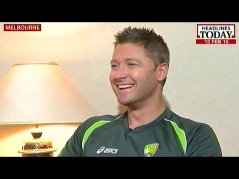The Cup That Matters: Exclusive Interview with Aussie skipper Michael Clarke