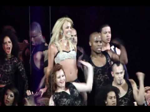 The Circus Starring Britney Spears Tour Dvd - Get Naked (i Got A Plan) video