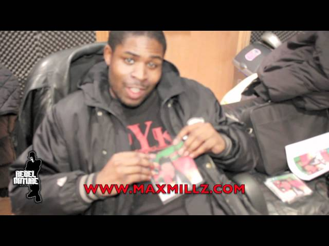 MAX MILLZ - HOLD DIS TIL MI COME PROMO