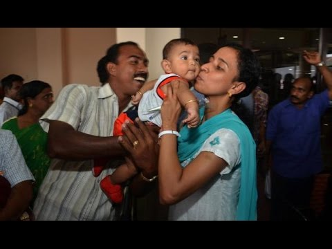 29 Indians Evacuated From Libya Arrive In Kochi