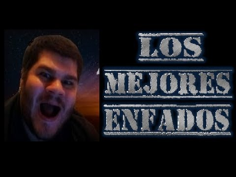Top 10 enfados y gritos de Angelysaras | CEBOgaming