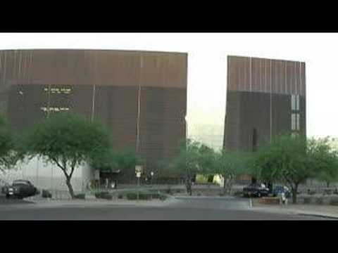 (Phoenix Central Library) Architecture: Archinect Travels Episode 2