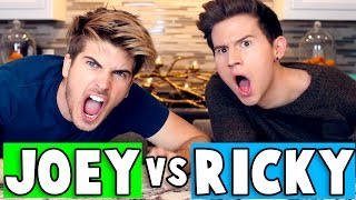 JOEY vs RICKY: WHO KNOWS MUSIC BETTER